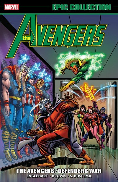 Avengers Epic Collection Vol. 7 – The Avengers-Defenders War (TPB) (2018)