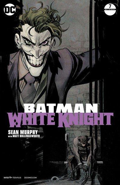 Batman – White Knight #7 (2018)