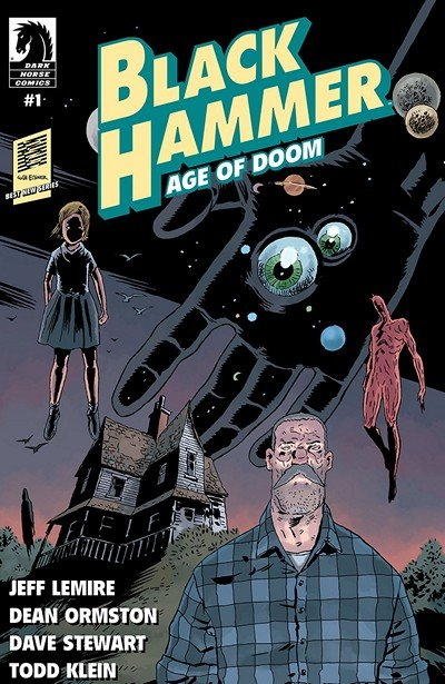 Black Hammer – Age Of Doom #1 (2018)