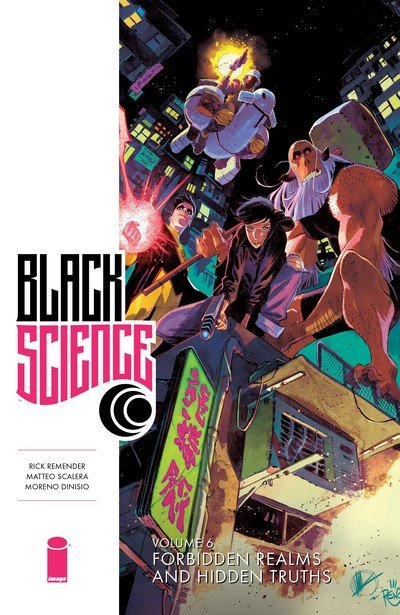 Black Science Vol. 6 – Forbidden Realms and Hidden Truths (TPB) (2017)
