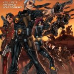 Blackhawks Vol. 1 – The Great Leap Forward (TPB) (2012)