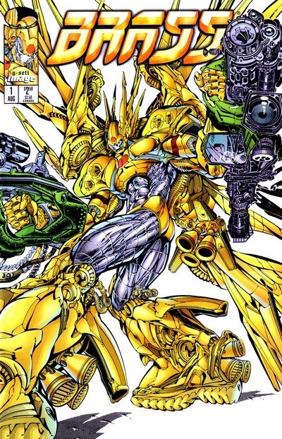 Brass Vol. 1 #1 – 3 (1996)