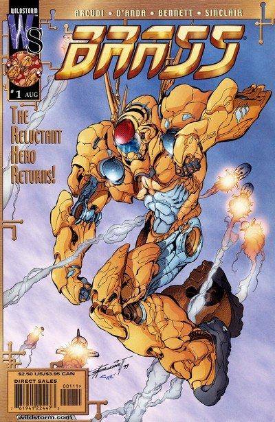 Brass Vol. 2 #1 – 6 (2000-2001)