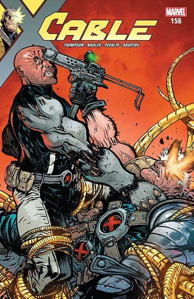 Cable #156 (2018)