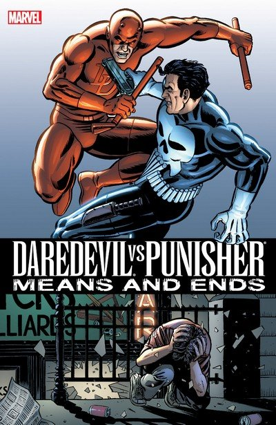 Daredevil vs. Punisher – Means and Ends (TPB) (2006)