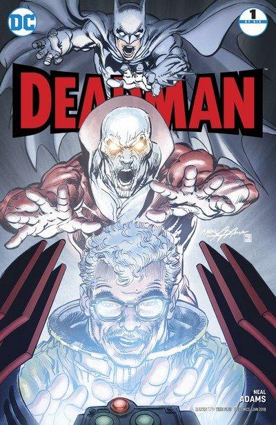 Deadman Vol. 5 #1 – 6 (2018)
