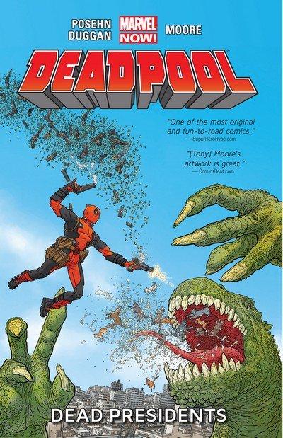 Deadpool Vol. 3 TPB – Vol. 1 – 8 (2013-2015)