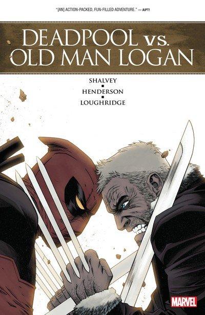 Deadpool vs. Old Man Logan (TPB) (2018)