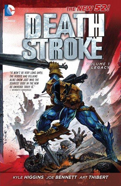 Deathstroke Vol. 2 (New 52 TPB) – Vol. 1 – 2 (2012-2014)