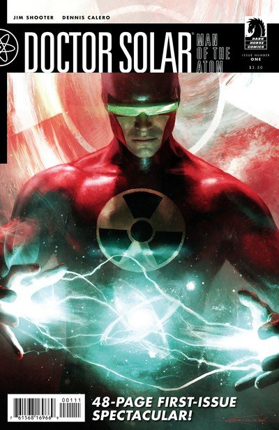 Doctor Solar – Man of the Atom #1 – 8 (2010-2011)
