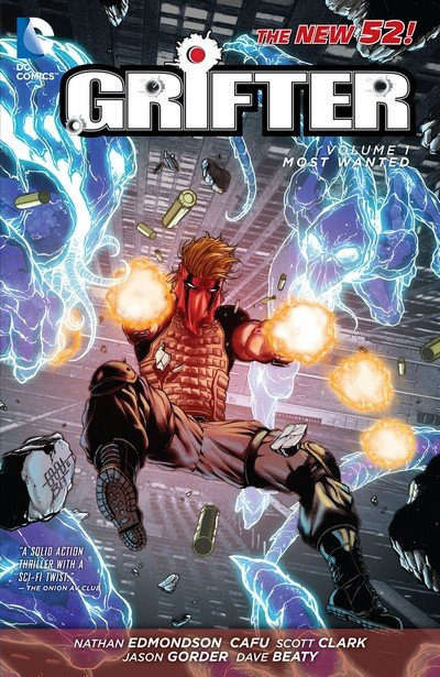 Grifter Vol. 1 – Most Wanted (TPB) (2012)
