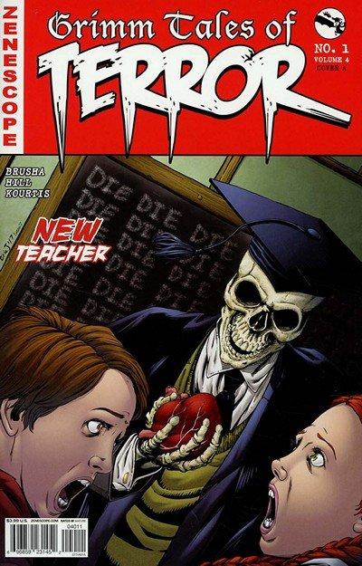 Grimm Tales Of Terror Vol. 4 #1 (2018)