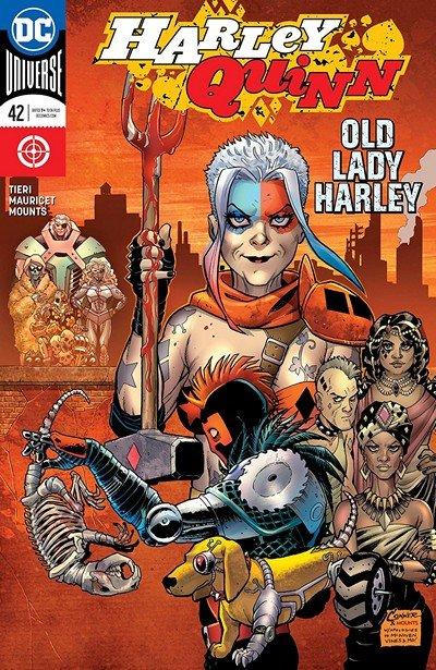 Harley Quinn #42 (2018)