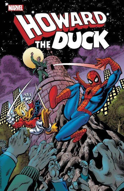 Howard the Duck – The Complete Collection Vol. 4 (2017)