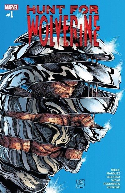 Hunt For Wolverine #1 (2018)