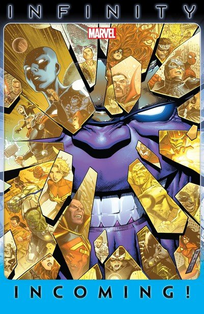 Infinity Incoming! (TPB) (2013)