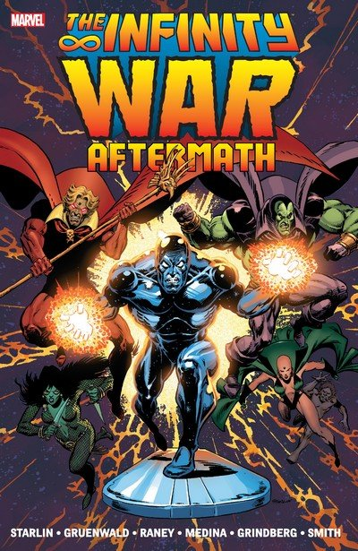 Infinity War Aftermath (TPB) (2015)