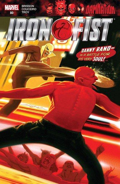 Iron Fist #80 (2018)