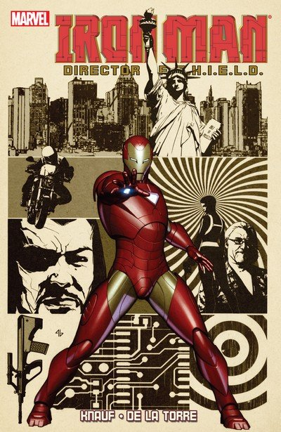 Iron Man – Director of S.H.I.E.L.D. (TPB) (2007)