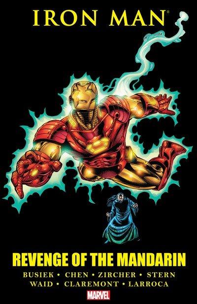 Iron Man – Revenge of the Mandarin (TPB) (2012)