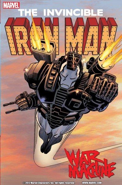 Iron Man – War Machine (TPB) (2008)