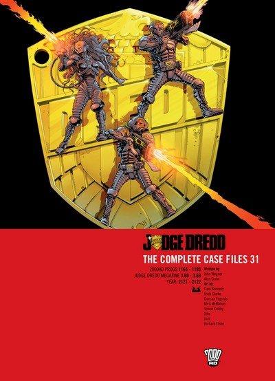 Judge Dredd – The Complete Case Files Vol. 31 (2018)