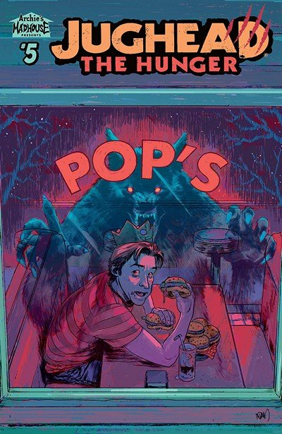 Jughead – The Hunger #5 (2018)