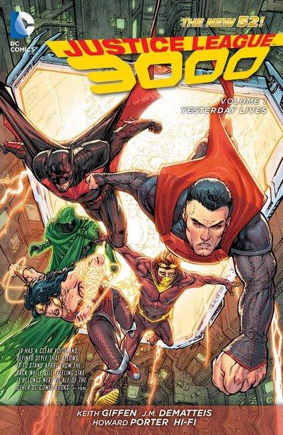 Justice League 3000 Vol. 1 – 2 (TPB) (2014-2015)