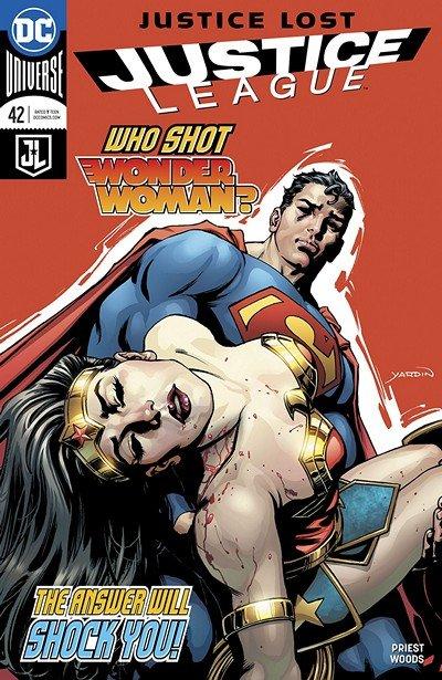 Justice League #42 (2018)
