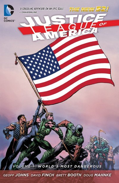 Justice League of America Vol. 3 (New 52 TPB) – Vol. 1 – 2 (2013-2014)