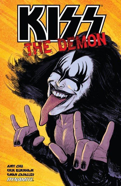 KISS – The Demon (TPB) (2017)