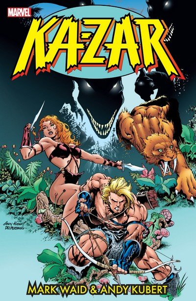 Ka-Zar by Mark Waid and Andy Kubert Vol. 1 (2010)