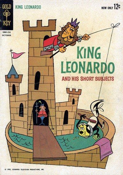 King Leonardo and His Short Subjects #1 – 4 + Extras (1962-1963)
