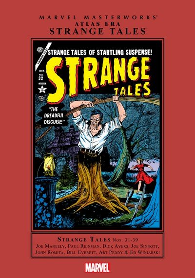 Marvel Masterworks – Atlas Era Strange Tales Vol. 4 (2011)