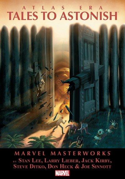 Marvel Masterworks – Atlas Era Tales to Astonish Vol. 1 – 4 (2008-2013)