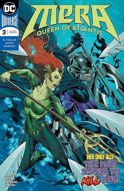 Mera – Queen of Atlantis #3 (2018)