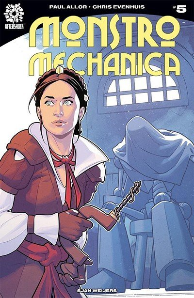 Monstro Mechanica #5 (2018)