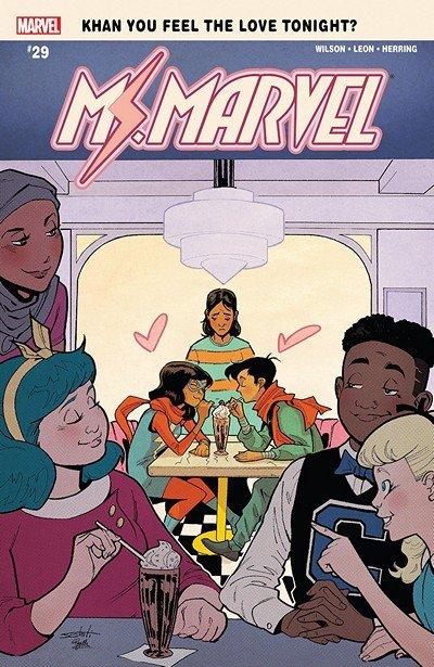Ms. Marvel #29 (2018)