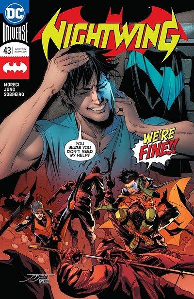 Nightwing #43 (2018)