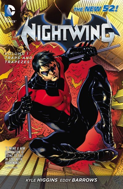 Nightwing Vol. 3 (New 52 TPB) – Vol. 1 – 5 (2012-2014)