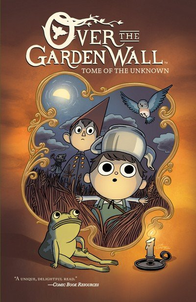 Over the Garden Wall – Tome Of The Unknown (2016)