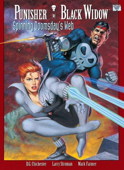 Punisher & Black Widow – Spinning Doomsday's Web (1992)