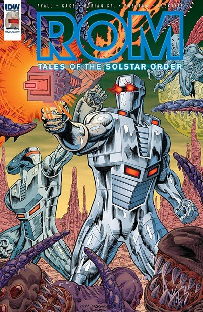 ROM – Tales Of The Solstar Order #1 (Special Edition) (2018)