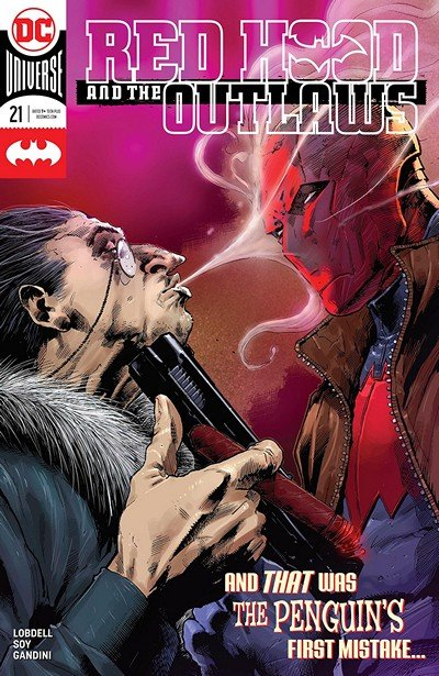 Red Hood And The Outlaws #21 (2018)