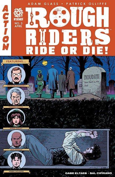 Rough Riders – Ride Or Die #3 (2018)