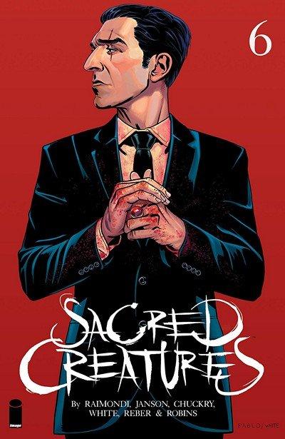 Sacred Creatures #6 (2018)