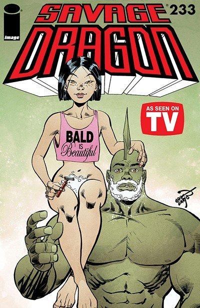 Savage Dragon #233 (2018)