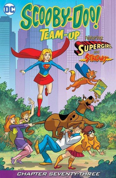 Scooby-Doo Team-Up #73 (2018)