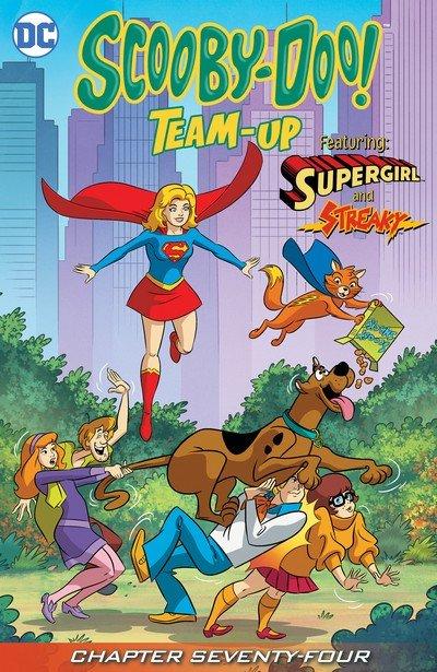 Scooby-Doo Team-Up #74 (2018)