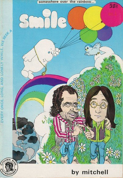 Smile #1 – 3 (1971-1972)